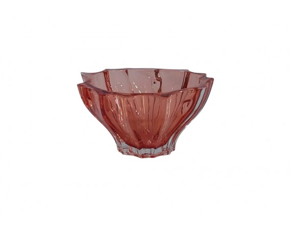 Bowl Cristal Turks Mercúrio Diam.12 Alt.6cm 200ml